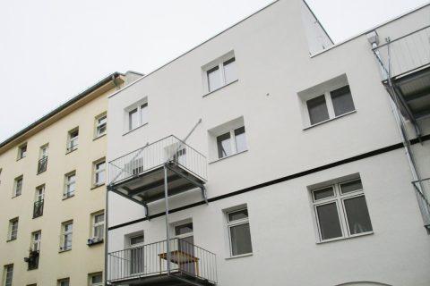 Muskauer Straße Berlin Außenansicht