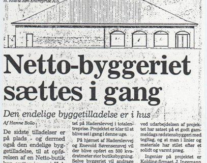 NETTO als Bauträger 1989